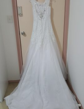 Stella York Wedding Dress, Size 12