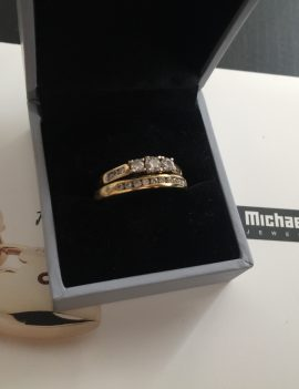 Engagement Ring - Michael Hill