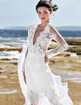 Stunning Lace Mia gown
