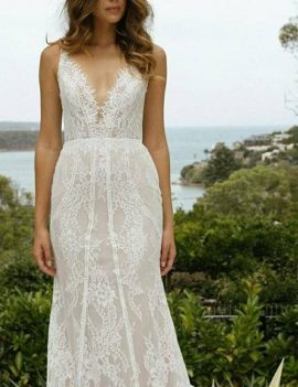 Ezra wedding gown