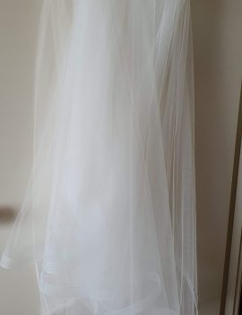 Engaging Eve Wedding Veil