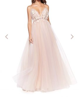 A&N Luxe Label Elira Tulle Gown