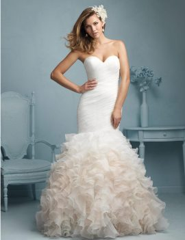 Allure Bridals 9223 size 14